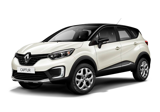 Captur Intense 1.6 Flex AT6