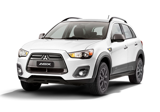 Mitsubishi ASX Outdoor Flex