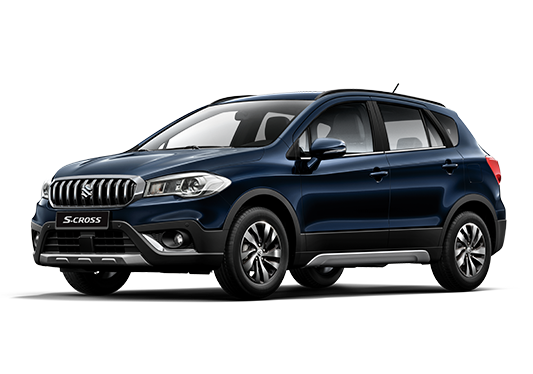 S-Cross 2018 4STYLE ALLGRIP AT
