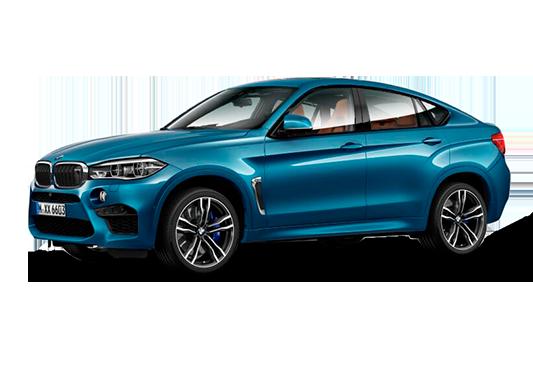 BMW Série X6 M