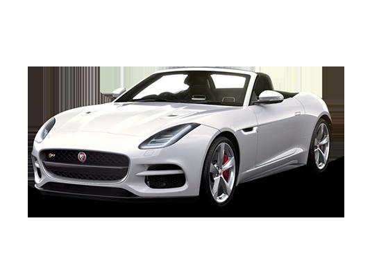 Jaguar F-TYPE Conversível