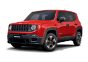 Jeep Renegade Custom MT 1.8 Flex