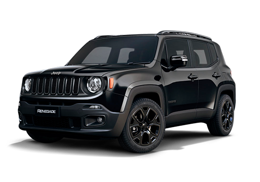 Jeep Renegade Night Eagle AT 1.8 Flex