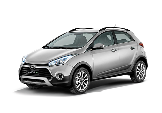 Hyundai HYUNDAI HB20X 2019 Gamma 1.6 MT Style blueMedia