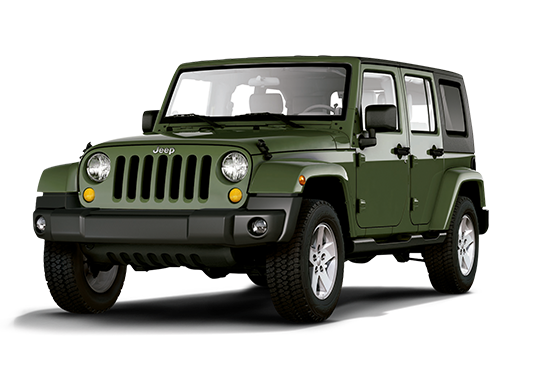 Wrangler Unlimited 3.6 AT Diesel 4 Portas 4x4