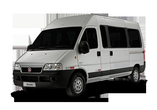 Ducato Passageiro Minibus TA 15 Lugares 2.3 Diesel 2017