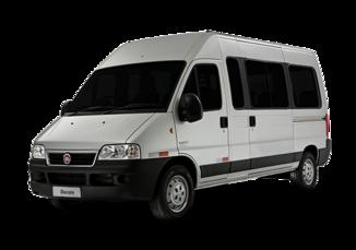 Minibus TA 15 Lugares 2.3 Diesel 2017