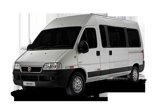 Ducato Passageiro Minibus TB 15 Lugares 2.3 Diesel 2017