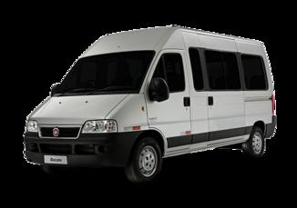 Minibus TB 15 Lugares 2.3 Diesel 2017
