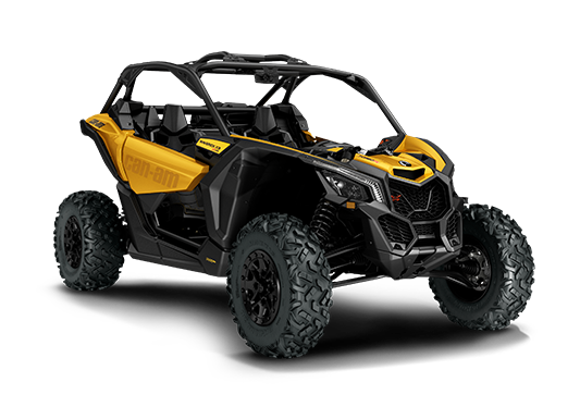BRP Can-Am Offroad Maverick X3 Turbo