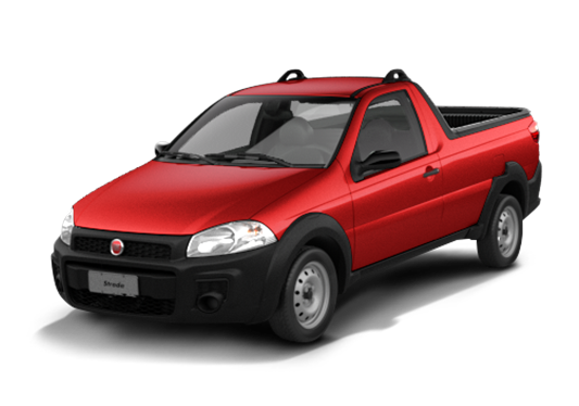 Fiat Strada 2018 Working 1.4 EVO FLEX 2P