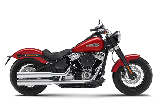 Softail Slim Única