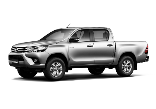 Toyota Hilux Cabine Dupla