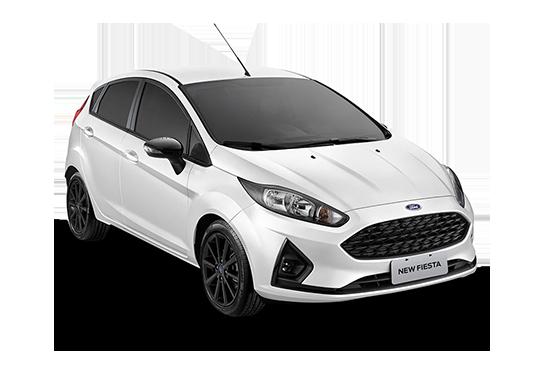 New Fiesta Hatch SE Style 1.6