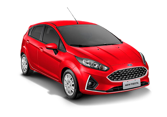 New Fiesta Hatch SE Plus 1.6 AT