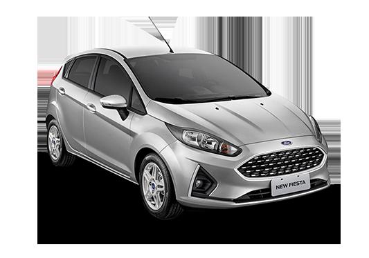 New Fiesta Hatch 2018 SEL 1.6