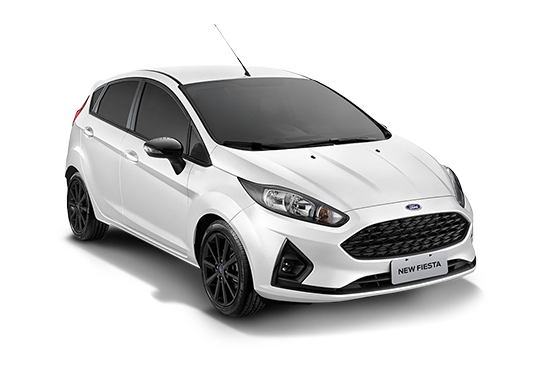 New Fiesta Hatch 2018 SEL Style EcoBoost AT