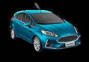 New Fiesta Hatch 2018