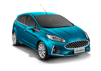 New Fiesta Hatch 2018 TITANIUM PLUS 1.6 AT
