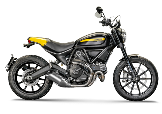 Scrambler Full Throttle Scrambler Full Throttle