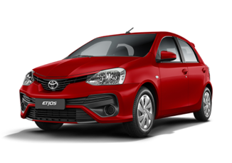 Etios Hatch 2019 X Man