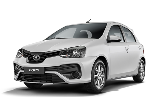 Etios Hatch 2019 X Plus Man
