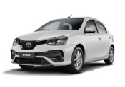 Etios Hatch 2019 X Plus Aut
