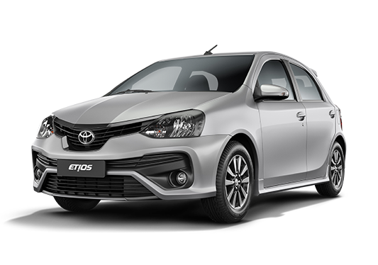 Etios Hatch 2019 Platinum 1.5 AT