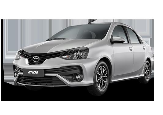 Etios Sedã 2019 X-Plus 1.5 Automático