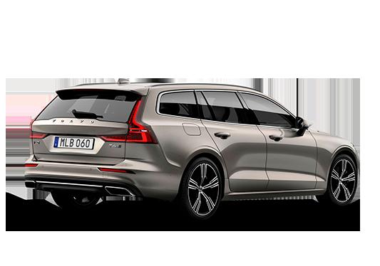 Volvo Nova V60 Momentum 2.0 T5