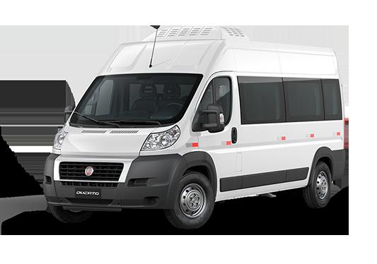 Ducato Minibus 2018 Comfort 2.3 Diesel