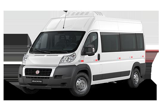 Ducato Minibus 2018 Executivo 2.3 Diesel