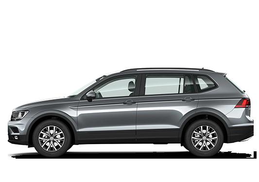 Volkswagen Tiguan Allspace 2019 250 TSI