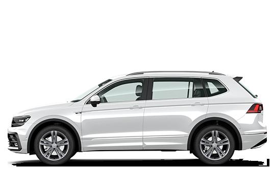 Volkswagen Tiguan Allspace 2019 R-Line 350 TSI