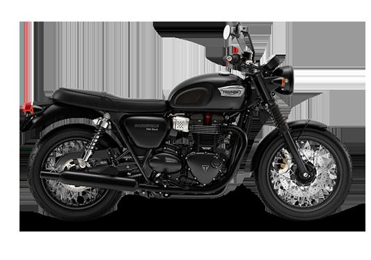 Bonneville T100 Black Black