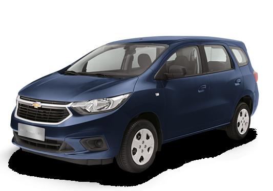 Chevrolet Spin 2019 LS 1.8