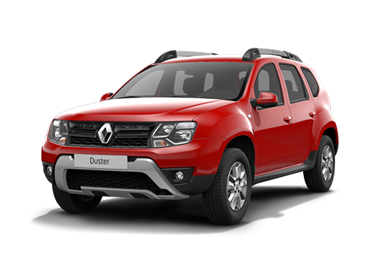 Duster Authentique 1.6 CVT PCD