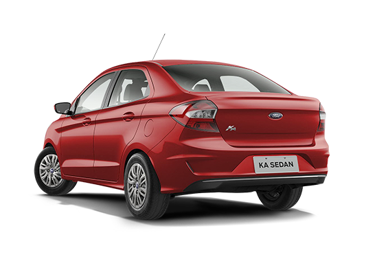 Novo Ka Sedan 2019 SE 1.0