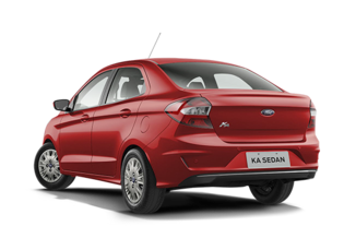 Novo Ka Sedan 2019