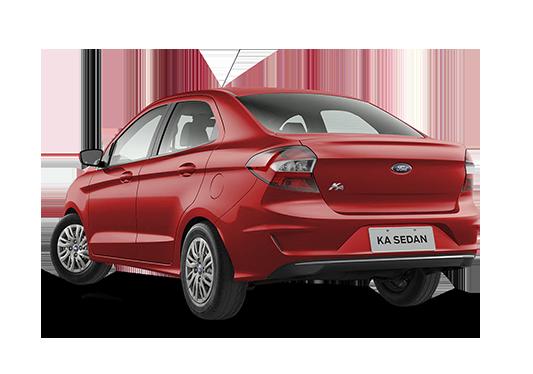 Novo Ka Sedan 2019 SE 1.5 MT