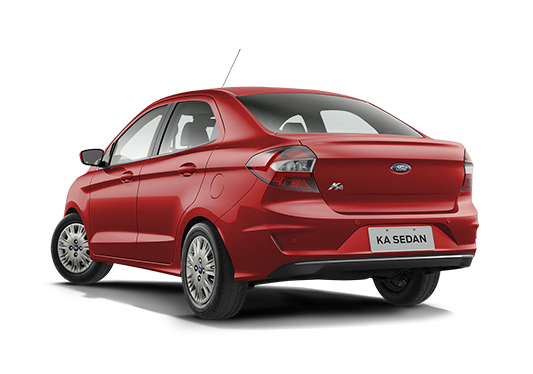 Novo Ka Sedan 2019 SE Plus 1.5 MT