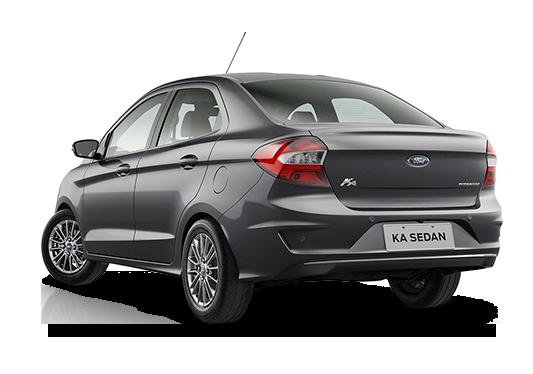 Novo Ka Sedan 2019 Titanium 1.5 AT