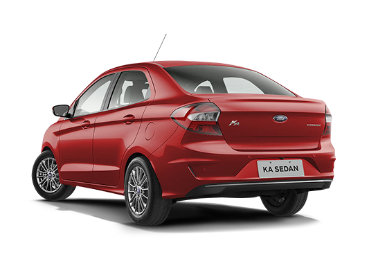 Novo Ka Sedan 2019 Titanium 1.5 AT