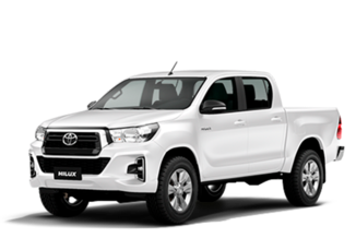 Hilux Cabine Dupla 2019
