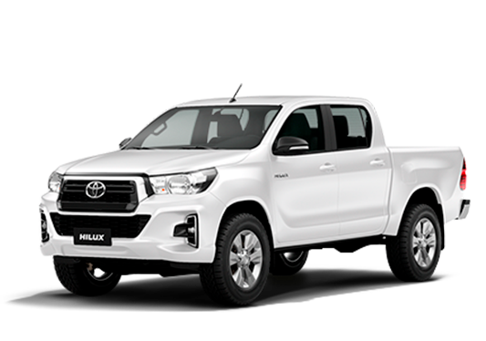 Hilux 2019 2.7 Flex SR 4X2 AT6