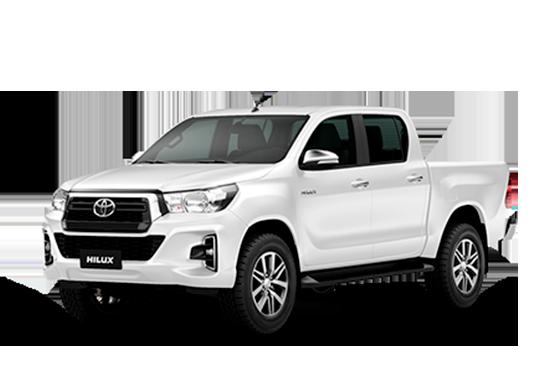 Hilux Cabine Dupla 2019 SRV 4x2 Aut