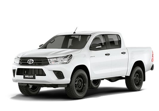 Hilux Cabine Dupla 2019 STD Power Pack 4x4 Man