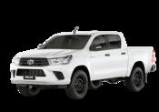 Hilux 2019 STD Power Pack 4x4 2.8 Turbo Diesel MT
