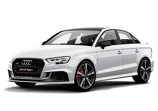 RS 3 Sedan 2.5 TFSi quattro S tronic