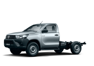 Hilux Cabine Simples 2019